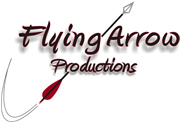Flying Arrow Productions logo